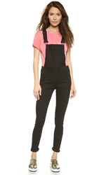 Cheap Monday Dungaree Overalls Black