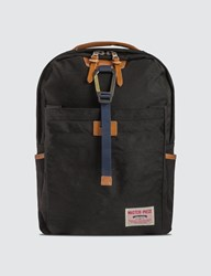 Master Piece Link Backpack Black