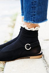 Free People Womens Bryant Heather Ankle Sock