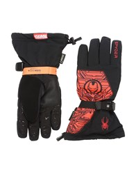 Spyder Gloves Black