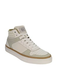 Original Penguin Byron Leather High Top Sneakers