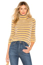 Lovers Friends Cypress Sweater Yellow