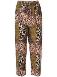 The Upside Kee Cropped Trousers 60