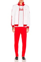 Adidas Mig Bb Tracksuit Red
