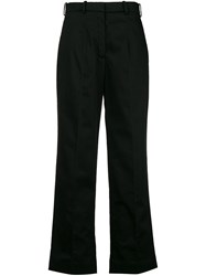 Ports 1961 High Waist Tailored Trousers Black