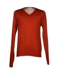 Authentic Original Vintage Style Sweaters Rust