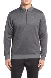 Under Armour Men's 'Storm' Water Resistant Quarter Zip Sweatshirt Carbon Heather