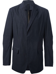 Forme D'expression Convertible Blazer Blue