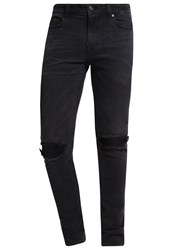 Only And Sons Onswarp Slim Fit Jeans Black