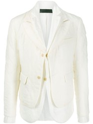 Haider Ackermann Double Layered Blazer 60