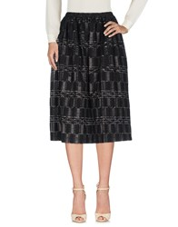 Laura Urbinati 3 4 Length Skirts Black