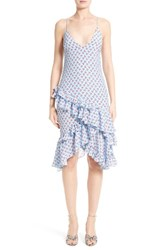 Altuzarra Women's Corona Cherry Print Silk Dress