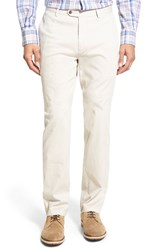 Men's Peter Millar Stretch Cotton Pants Stone