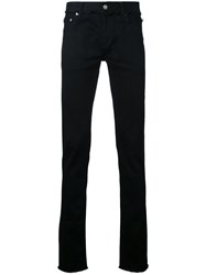 Christian Dada Slim Fit Jeans Black