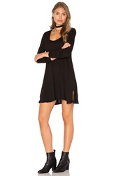 Lamade Lily Scoop Dress Black