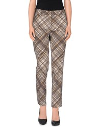 Prada Trousers Casual Trousers Women Cocoa
