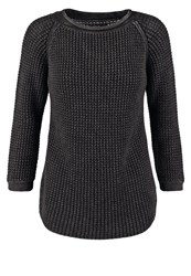 Replay Loose Fit Jumper Black Anthracite