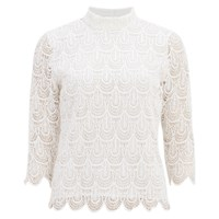 Bzr Helena Lace Top