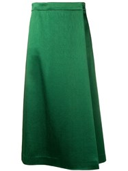 Theory Skirt Trousers Green