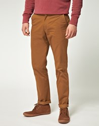 Fred Perry Tapered Chino Brown