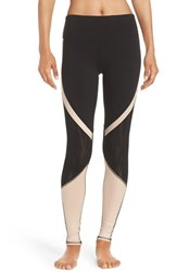 Alo Yoga Women's 'Vitality' Mesh Inset Leggings