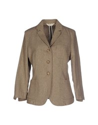 True Tradition Suits And Jackets Blazers Women Khaki