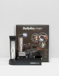 Babyliss For Men Super Groomer Set Multi