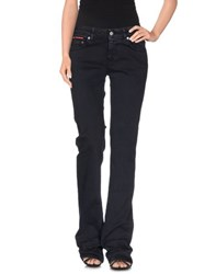 Prada Luna Rossa Denim Denim Trousers Women