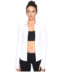 Puma Powershape Jacket White Women's Coat