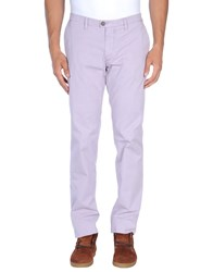 Drykorn Trousers Casual Trousers Men Lilac