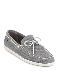 G.H. Bass And Co. Walker Boat Shoes Gray