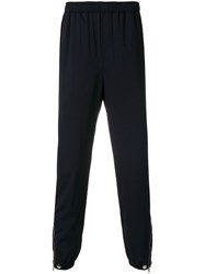 Tim Coppens Pieced Joggers Blue