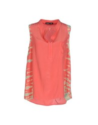 Gypsy05 Topwear Tops Women Salmon Pink