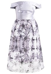 Dorothy Perkins Luxe Cocktail Dress Party Dress Grey