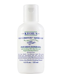 Close Shavers' Squadron Post Shave Repair Gel 4.2 Oz. Kiehl's Since 1851