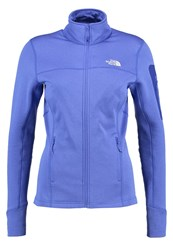 The North Face Kyoshi Fleece Amparo Blue Heather Mottled Blue