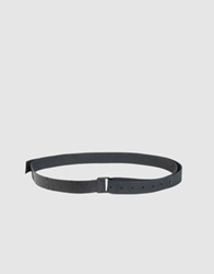 Lost And Found Lost And Found Belts Black