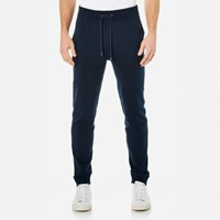 Michael Kors Men's Stretch Fleece Cuffed Joggers Midnight Blue