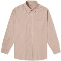 Our Legacy Borrowed Button Down Shirt Pink