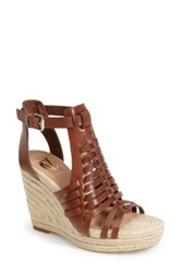 Vc Signature 'Danessa' Wedge Sandal Women Brown