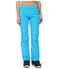 Spyder Winner Athletic Fit Pants Riviera Women's Outerwear Blue