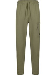 C.P. Company Cp Stitched Panel Tapered Track Pants 60