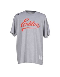 The Editor Topwear T Shirts Men