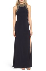 Blondie Nites Women's Embellished Gown