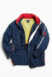 Urban Outfitters Vintage Nautica Navy Performance Jacket