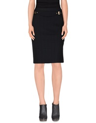 Versace Collection Knee Length Skirts
