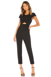 Elliatt Sorrento Jumpsuit Black