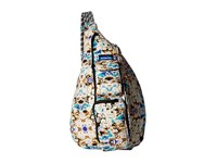 Kavu Rope Bag Midnight Floral Backpack Bags Multi