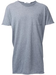Hope 'Edge' T Shirt Grey