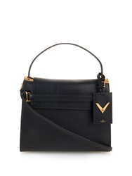 Valentino My Rockstud Elephant Effect Leather Tote